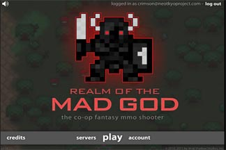 It's rad, it's mad, it's Realm of the Mad God! - The Neo