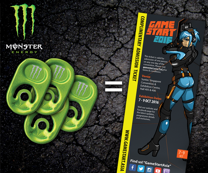 We suggest not drinking all 4 cans of Monster at once