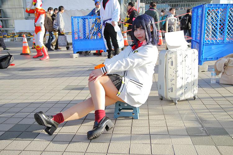Takarada Rikka Cosplay
