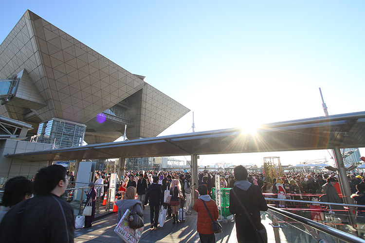 Comiket is just awesome!